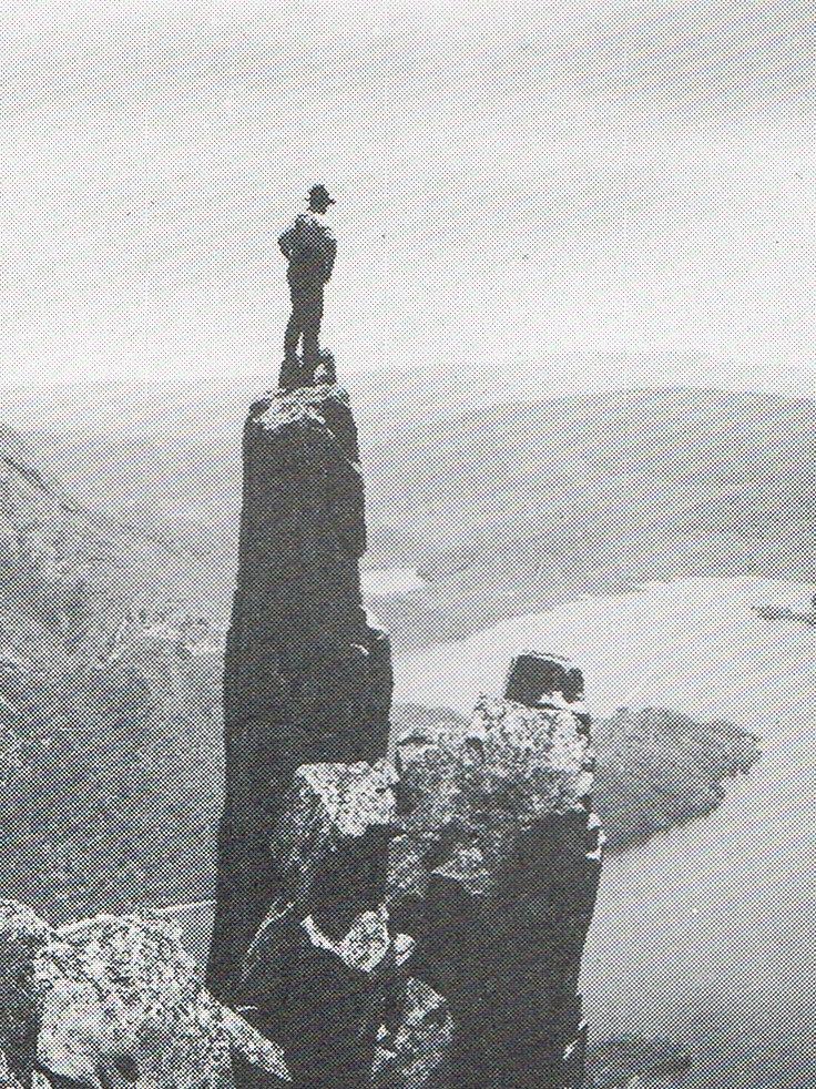 Pinnacles near Cradle Mountain